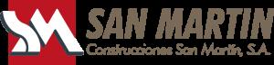 Logotipo Construcciones San Martín, S.A.