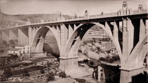 Viaducto de Alcoy, Alcoy. 1930 Construcciones San Martín, S.A.
